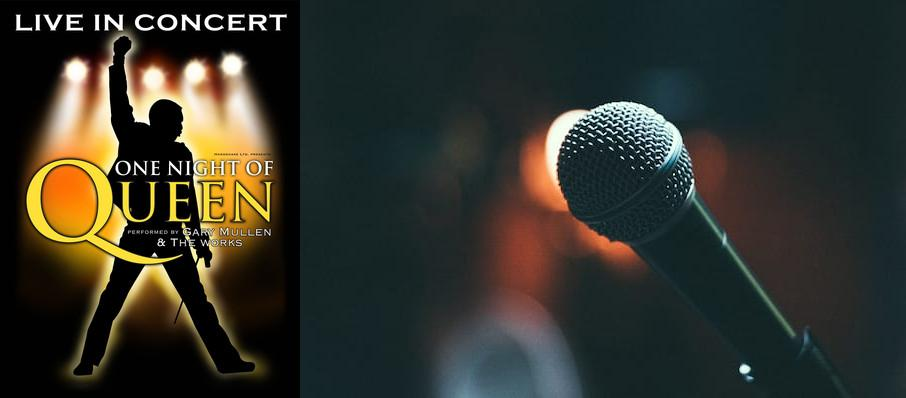 One Night of Queen at American Music Theatre