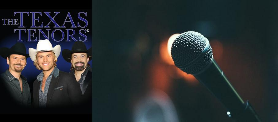 The Texas Tenors at American Music Theatre