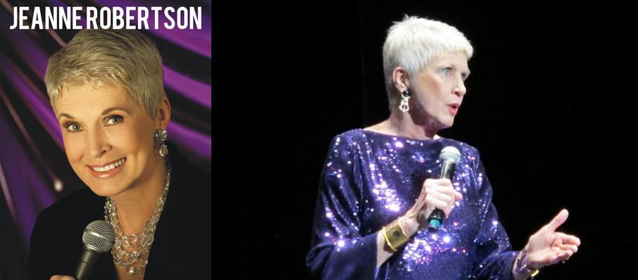 Jeanne Robertson at American Music Theatre