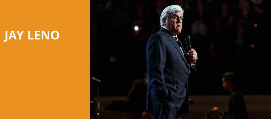 Jay Leno, American Music Theatre, Lancaster